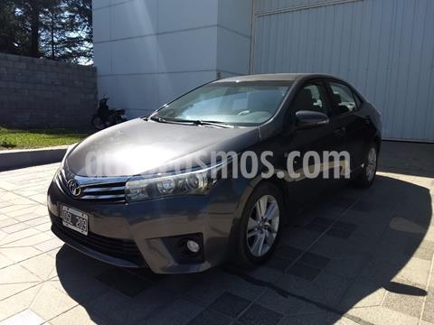Toyota Corolla 1.8 XEi Pack usado (2015) color Negro precio $1.350.000