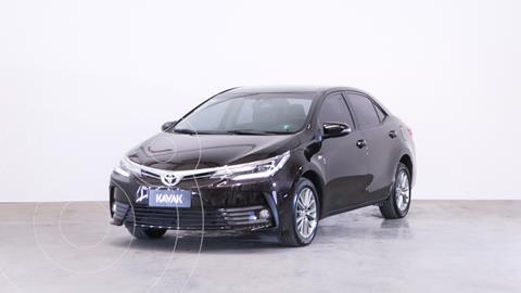 Toyota Corolla 1.8 XEi Pack CVT usado (2018) color Marron precio $2.380.000