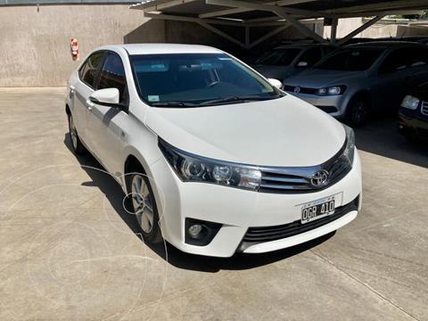 Toyota Corolla 1.8 XEi usado (2014) color Blanco precio $1.470.000