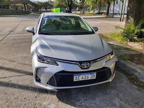 Toyota Corolla 2.0 XL-I CVT usado (2020) color Gris Plata  precio u$s17.900