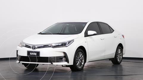 Toyota Corolla 1.8 XEi CVT usado (2019) color Blanco precio $2.640.000