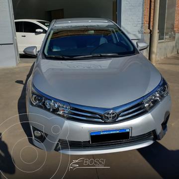 Toyota Corolla 1.8 XEi Pack CVT usado (2016) color Gris precio $1.800.000