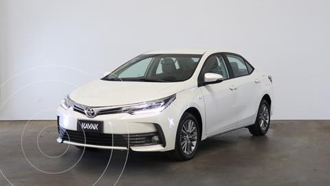 Toyota Corolla 1.8 XEi usado (2017) color Blanco precio $2.100.000