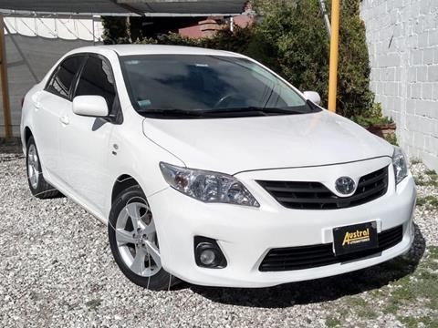 Toyota Corolla 1.8 XEi Aut usado (2013) color Blanco precio $920.000
