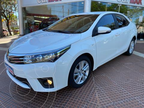 Toyota Corolla 1.8 XEi Aut usado (2015) color Blanco precio $2.290.000
