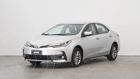Toyota Corolla 1.8 XEi CVT usado (2018) color Gris Plata  precio $2.515.000
