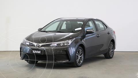 Toyota Corolla 1.8 XLi CVT usado (2019) color Gris Oscuro precio $2.140.000