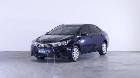 Toyota Corolla 1.8 XLi CVT usado (2016) color Azul precio $1.690.000