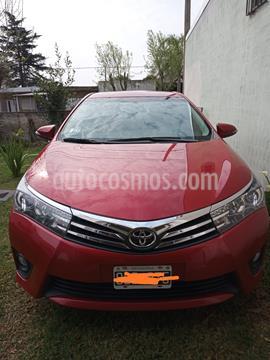 Toyota Corolla 1.8 XEi Aut usado (2015) color Rojo precio $1.285.000