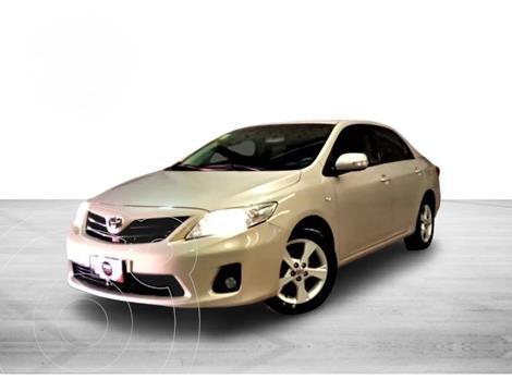 Toyota Corolla 1.8 Xei A/t Pack usado (2012) color Dorado precio $1.320.000