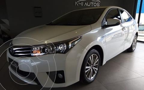 Toyota Corolla 1.8 SE-G Aut  usado (2016) color Blanco precio $1.800.000