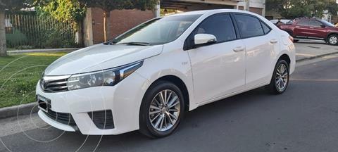 Toyota Corolla 1.8 XLi Aut usado (2015) color Blanco precio $1.490.000