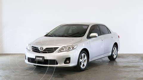 Toyota Corolla 1.8 XEi Aut usado (2014) color Gris Plata  precio $1.540.000