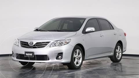 Toyota Corolla 1.8 XEi Pack usado (2013) color Plata precio $1.465.000