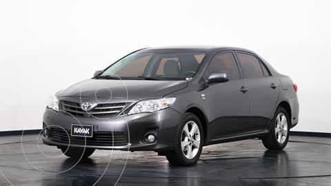 Toyota Corolla 1.8 XEi Pack usado (2013) color Gris precio $1.410.000