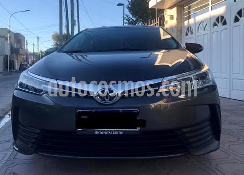 Toyota Corolla 1.8 XLi usado (2019) color Gris Oscuro precio $1.750.000