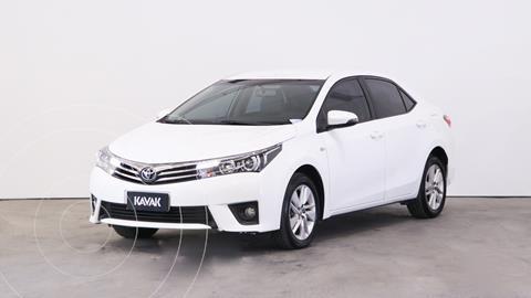 Toyota Corolla 1.8 XEi Pack CVT usado (2017) color Blanco precio $2.060.000