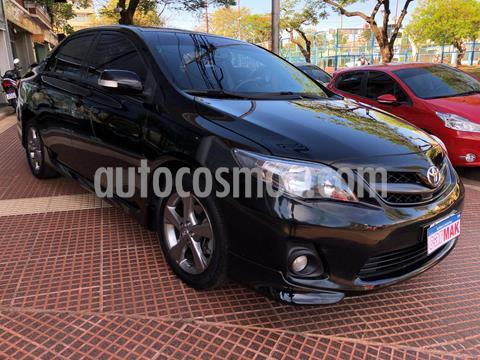 Toyota Corolla XRS usado (2013) color Negro precio $1.195.000