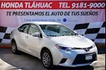 Foto venta Auto usado Toyota Corolla Base Aut color Plata precio $220,000