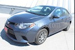 Foto venta Auto usado Toyota Corolla Base Aut color Gris Metalico precio $229,000