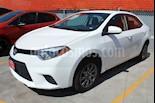 Foto venta Auto usado Toyota Corolla Base Aut color Blanco precio $229,000