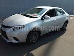 Foto venta Auto Seminuevo Toyota Corolla Base Aut (2016) color Plata precio $235,000