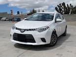 Foto venta Auto usado Toyota Corolla Base Aut (2014) color Blanco precio $179,000