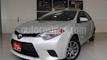 Foto venta Auto usado Toyota Corolla Base Aut (2016) color Plata precio $198,000