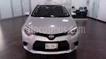 Foto venta Auto usado Toyota Corolla Base Aut (2016) color Plata precio $185,000