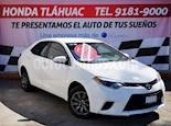 Foto venta Auto usado Toyota Corolla Base Aut color Blanco precio $220,000