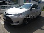 Foto venta Auto usado Toyota Corolla Base Aut (2017) color Plata precio $235,000