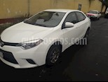 Foto venta Auto usado Toyota Corolla Base Aut (2014) color Blanco precio $155,000