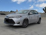 Foto venta Auto usado Toyota Corolla Base (2017) color Plata precio $233,000