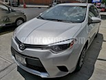 Foto venta Auto usado Toyota Corolla Base (2016) color Plata precio $187,000