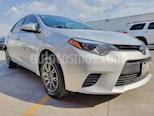 Foto venta Auto usado Toyota Corolla Base (2014) color Plata precio $179,000