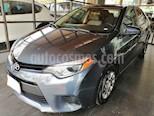 Foto venta Auto usado Toyota Corolla Base color Gris Metalico precio $167,000