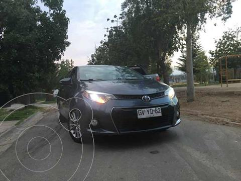 Toyota Corolla Sport CVT  usado (2015) color Azul precio $11.590.000