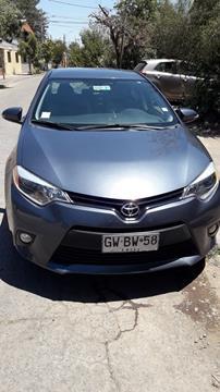 Toyota Corolla LE usado (2015) color Gris Metalico precio $3.800.000