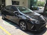 Foto venta Auto usado Toyota Corolla COROLLA 1.8 SE MT 4P (2017) color Negro precio $265,000
