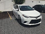 Foto venta Auto usado Toyota Corolla COROLLA BASE CVT (2016) color Blanco precio $200,000