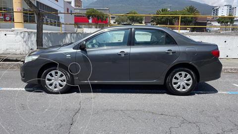 Toyota Corolla XLi 1.6 usado (2009) color Gris precio u$s3.500