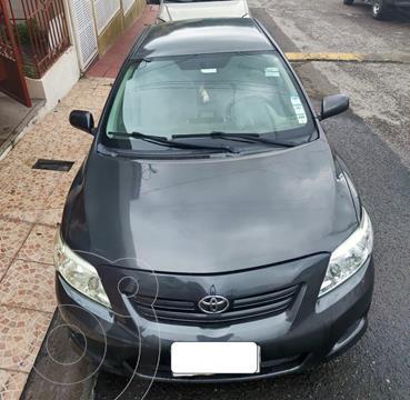 Toyota Corolla XLi 1.6 usado (2010) color Gris precio u$s11.900