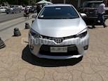 Foto venta Auto usado Toyota Corolla GL CVT (2017) color Plata precio $8.950.000