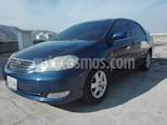 Toyota Corolla Gli Sinc. 1.8 usado (2008) color Azul precio u$s6.100