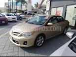 Foto venta carro usado Toyota Corolla GLi  (2012) color Dorado precio u$s11.000