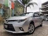 Foto venta Auto usado Toyota Corolla LE 1.8L Aut (2015) color Plata precio $215,000