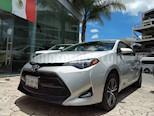 Foto venta Auto usado Toyota Corolla LE 1.8L Aut (2017) color Plata precio $245,000