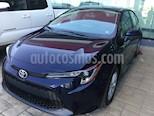 Foto venta Auto usado Toyota Corolla LE 1.8L Aut (2020) color Azul precio $335,000