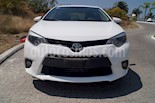 Foto venta Auto usado Toyota Corolla LE 1.8L Aut (2014) color Blanco precio $195,000