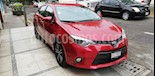 Foto venta Auto usado Toyota Corolla LE 1.8L Aut (2016) color Rojo precio $212,000